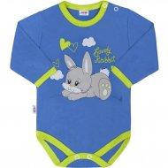 Dětské body s dlouhým rukávem New Baby Lovely Rabbit