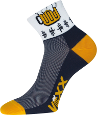 Ponožky Pivo - 1 pár, velikost 35-38