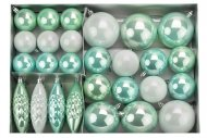 Velká sada kouliček - Modrá perleť