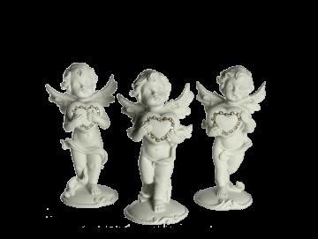 Szobor - angyal