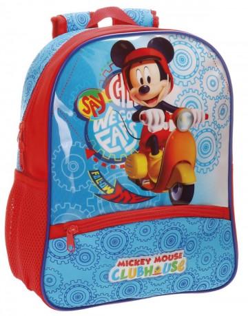 Junior batoh Mickey Vespa 33 cm