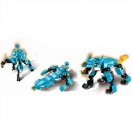 Enlighten Brick 1403-1 Vlk Robot 211 dílů