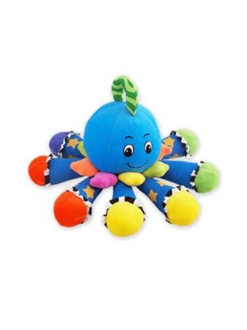Plyšová hračka so zvukom Baby Mix Chobotnička