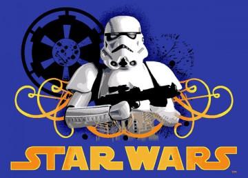 Dětský koberec Star Wars Stormtrooper 95/133