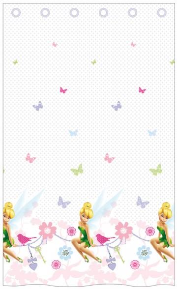 Záclona Fairies 140/240 cm