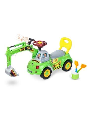 Dětské jezdítko Toyz Scoop green