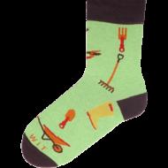 Ponožky - Zahrádkář - velikost 43-46