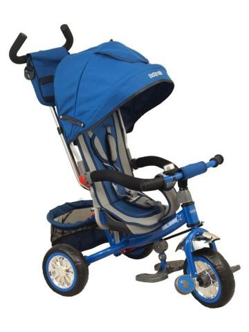 Dětská tříkolka Baby Mix modrá
