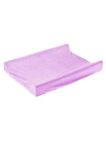 Návlek na prebaľovaciu podložku Sensillo 50x70 fialový