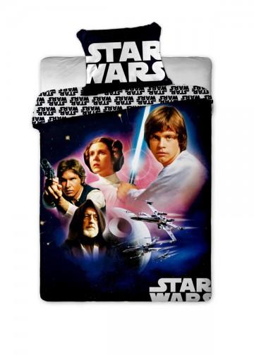 Povlečení Star Wars 01 Hvězda Smrti 140/200