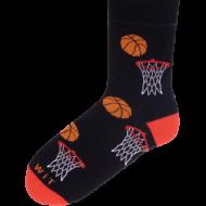 Ponožky - Basketbal - velikost 43-46