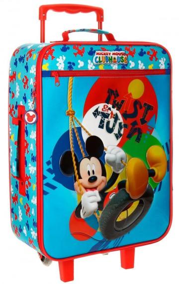 Cestovní kufr Mickey Twist 50 cm