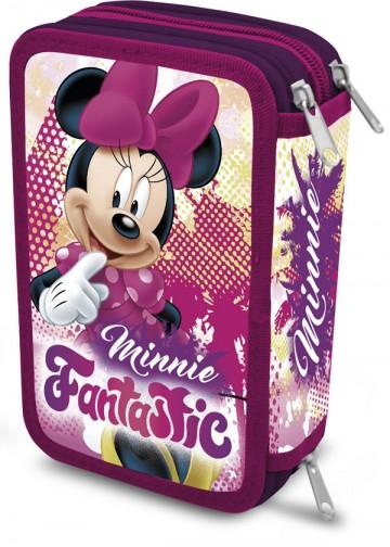 Třípatrový penál Minnie Fantastic
