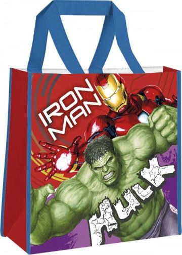 Dětská nákupní taška Avengers Hulk 38 cm