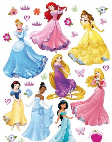 Falmatrica Disney Hercegnők MAXI