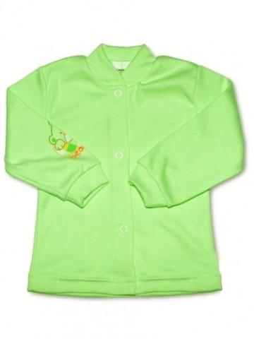 Kojenecký kabátek New Baby zelený