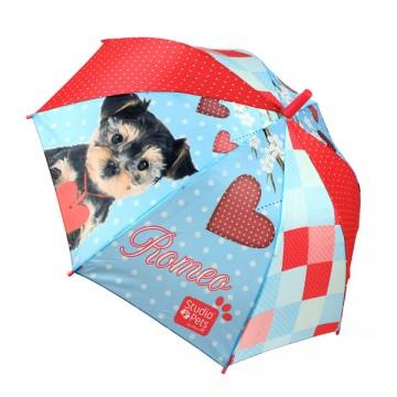 Vystřelovací deštník Studio Pets Romeo