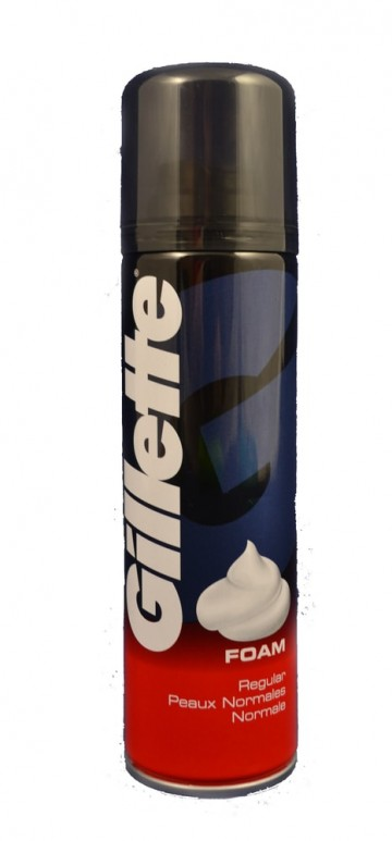 Gillette pěna 200ml Classic
