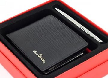 Pánská dárková sada Pierre Cardin - peněženka a propiska [99001]