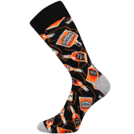 Ponožky - Whisky - velikost 43-46