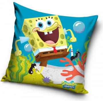 Povlak na polštářek SpongeBob micro 40/40