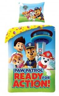 Bavlněné povlečení - Paw Patrol Ready - 140 x 200 - Halantex