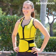 Dámská sportovní stahovací vesta se sauna efektem InnovaGoods, velikost L