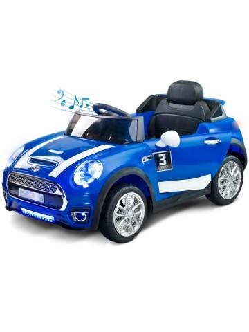 Elektrické autíčko Toyz Maxi modré