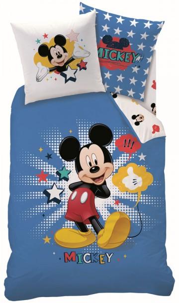 Povlečení Mickey Star 140/200
