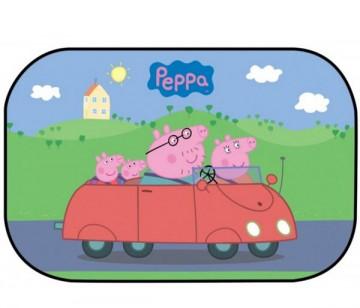 Sluneční clona Peppa Pig 1 ks