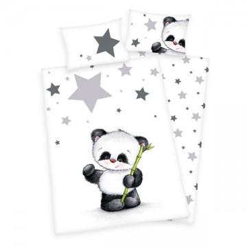Povlečení do postýlky Panda 100/135, 40/60