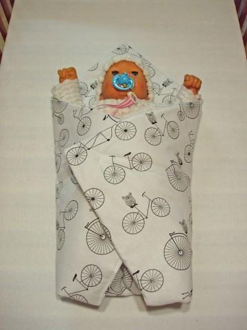Rychlozavinovačka pro panenky Bicycle