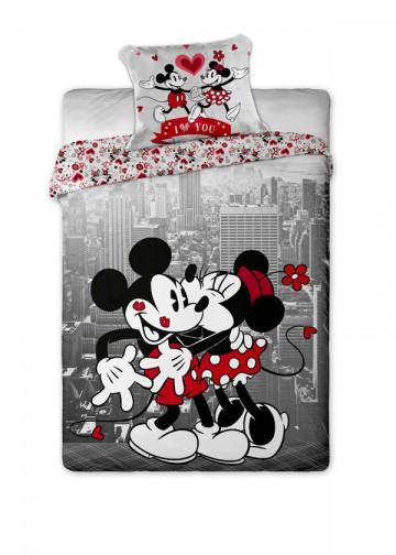 Povlečení Mickey a Minnie v New Yorku 140/200