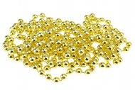 Vánoční řetěz (2.7m) - Zlatý