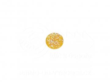 Ozdobný patent na náramek - Zlatý
