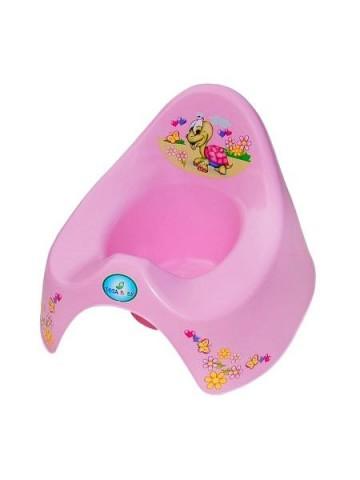 Dětský nočník želvička růžová