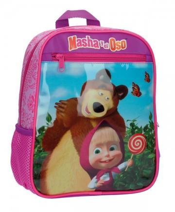 Junior batoh Máša a Medvěd 28 cm