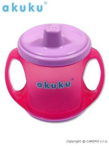 Barevný kouzelný hrníček Akuku fialový