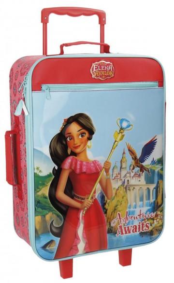 Cestovní kufr Princezna Elena z Avaloru 50 cm