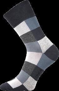 Ponožky Kostky - 1 pár, velikost 43-46