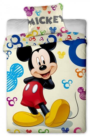 Povlečení Mickey colours 140/200