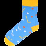 Ponožky - Florbal - velikost 43-46