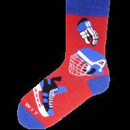 Ponožky - Hokej 2 - velikost 43-46
