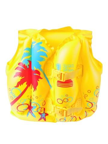 Dětská nafukovací vesta Bestway Tropical 41x30 cm