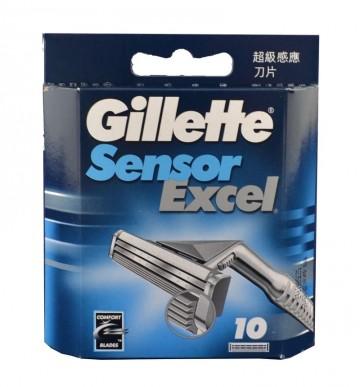 Gillette Sensor Excel 10 NH