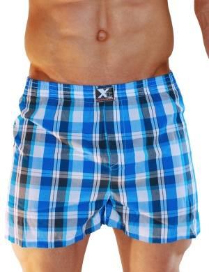 Pánské trenýrky Xtremen Shorts Boxer TH 11, Velikost oblečení M