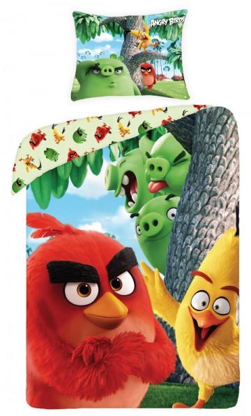 Povlečení Angry Birds ve filmu red 140/200