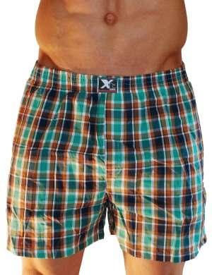 Pánské trenýrky Xtremen Outdoor Shorts Boxer TV 11, Velikost oblečení XL