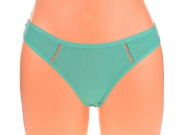 Kalhotky tanga6 - 1 ks, zelené, velikost XS