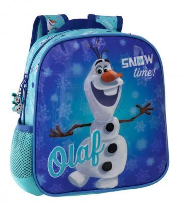 Junior batoh Ledové Království Olaf 25 cm